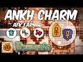 Terraria AFK Megaphone, Fast Clock, Trifold Map, & Blindfold Farm (Ankh Charm Series #2)