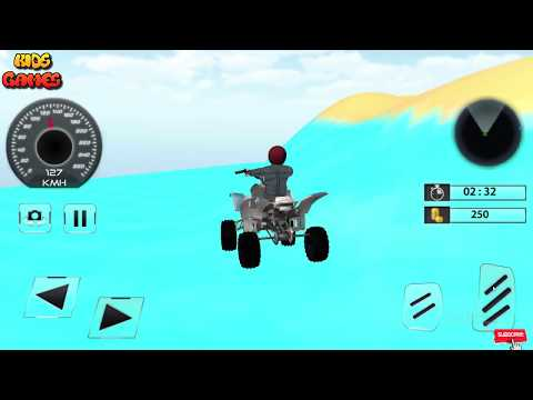 Pro ATV Bike Stunts Game - Bike Racing Games - Bike Racing Game 2019