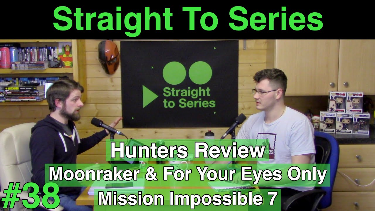 Moonraker | The French Dispatch | Hunters Review & Controversy | Mission Impossible 7 | STS #38