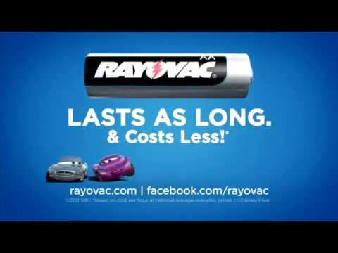 Rayovac Commercial