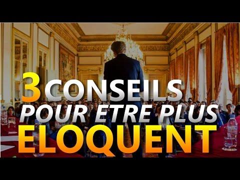 3 Conseils Pour être Plus Eloquent - Interview de Edouard Baudouin