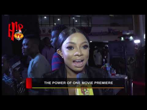 THE POWER OF ONE MOVIE PREMIERE (Nigerian Entertainment News)
