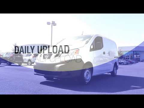 DAILY UPLOAD2017 Nissan NV200 Compact Cargo S Stock #703444
