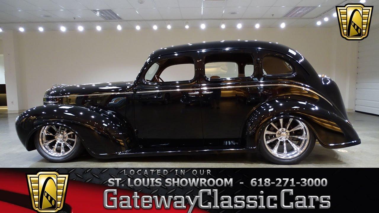 Classic Cars In St Louis Gateway Classic Cars