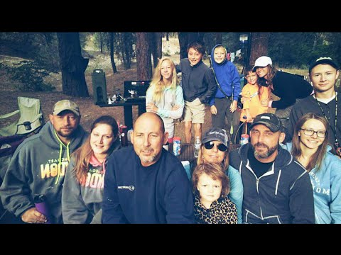 Family Camping Trip 2016 - Part 1