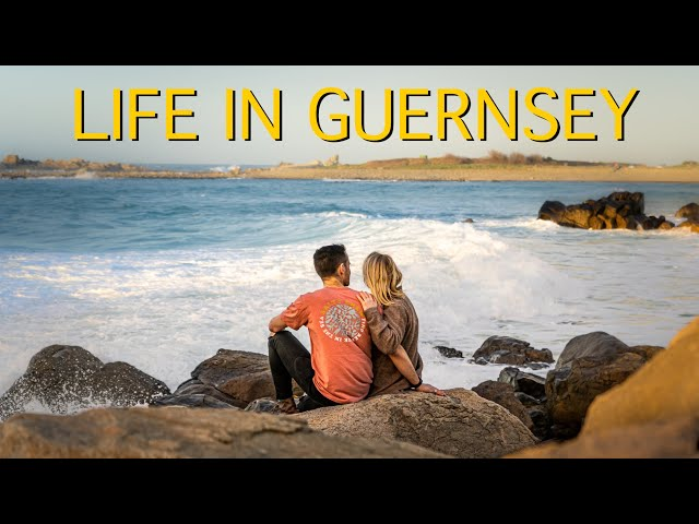 A Day Living in Guernsey (+ BIG life announcement)
