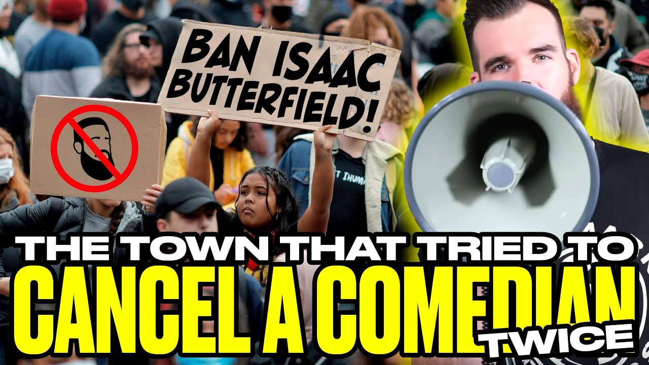 The Town That Tried To Cancel A Comedian (Twice)