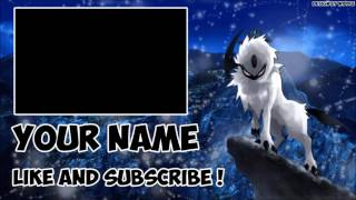TEMPLATE OUTRO ABSOL BY WIDDLE [FREE DOWNLOAD]