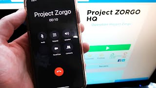 I called Project Zorgo & Left Them THIS Message..  (Roblox)