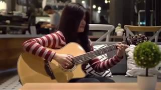 Fingerstyle Guitar by Josephine Alexandra  Cover Song Charlie …