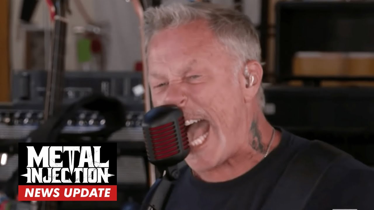 METALLICA, PANTERA & More On The Top 10 Stories Of The Week | Metal Injection