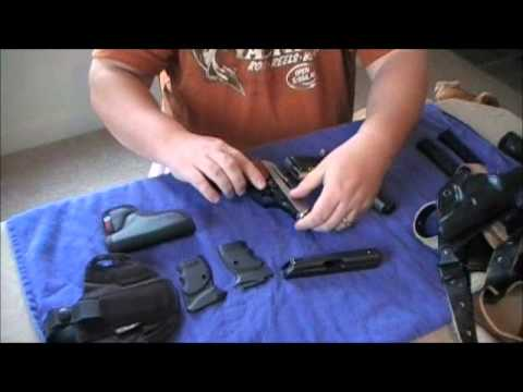 Bersa Thunder 380 Accessories Review