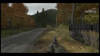 Arma 2 STALKER 'Welcome to Green Village' Bandits and Mutant Dogs