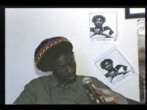 RuffKut Reggae - Buju Banton Interview - Part 1