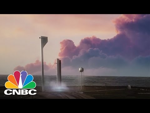 What To Know About Elon Musk's Space X Mission To Mars | CNBC