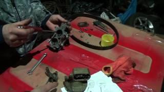 Gaz 66 tuning K-126 vakuum limiter tozalash uchun carburetor off-road 4x4