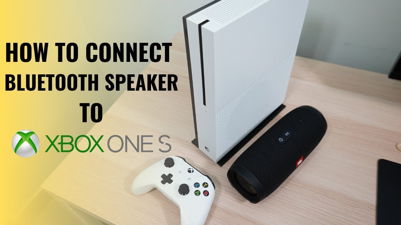 How To Connect Bluetooth Speaker To Xbox One S 3 Dongles Tests Youtube