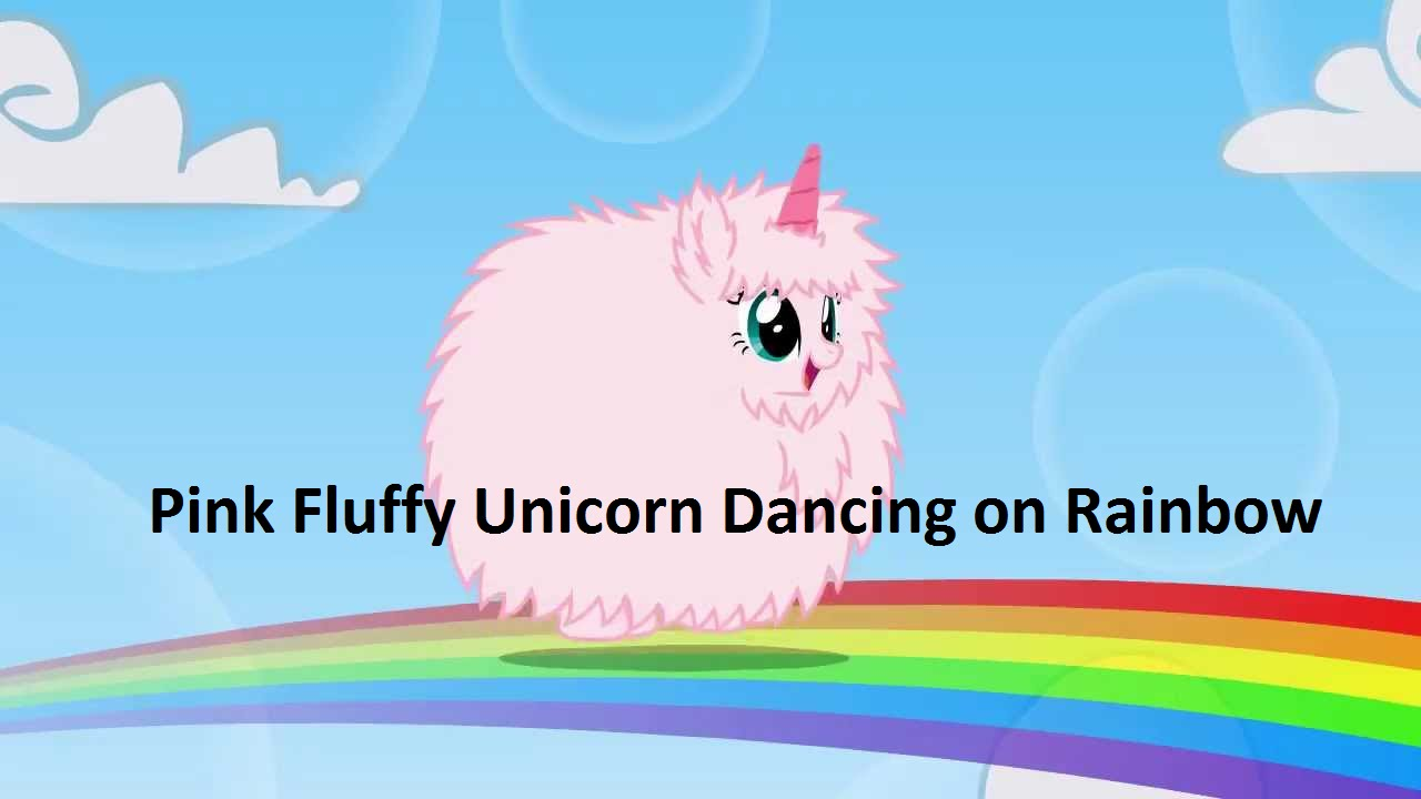 pink fluffy unicorn song