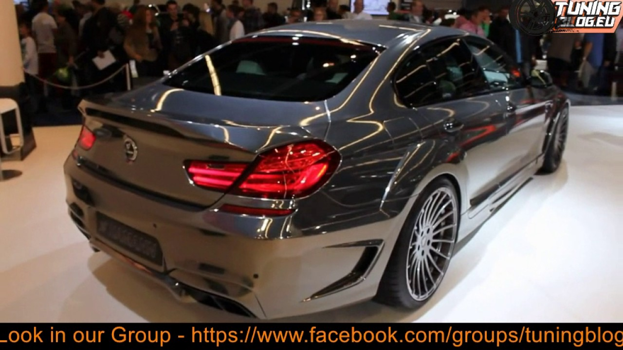 Tuning Hamann Mirr6r Widebody Mirror Bmw M6 Gran Coupe F06