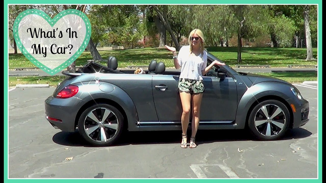 what 39 s in my car style by dani youtube. Black Bedroom Furniture Sets. Home Design Ideas