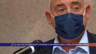 Yvelines | La ville de Guyancourt s'engage à nouveau dans l'égalité homme-femme