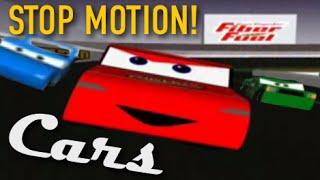 Cars 3D Stop Motion