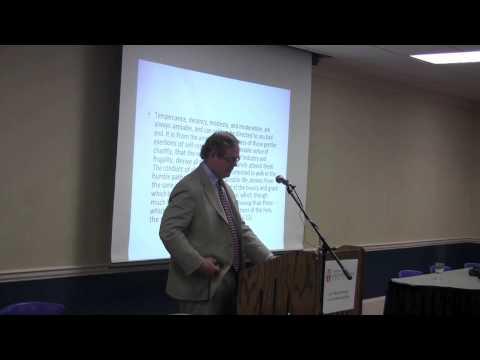 Adam Smith Closing Lecture