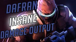 Dafran insane damage output on Soldier 76