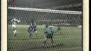 SK Slavia Praha - Cesta pohárem UEFA 1995/96