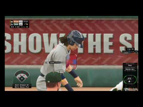MLB® The Show™ 16-Some Defense and AJ Reed