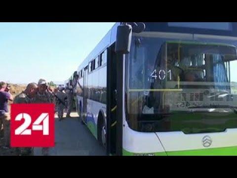 В Сирию продолжают возвращаться беженцы - Россия 24