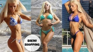 Where I Buy My BIKINIS | Leg/Glute workout in Miami | Operation Booty