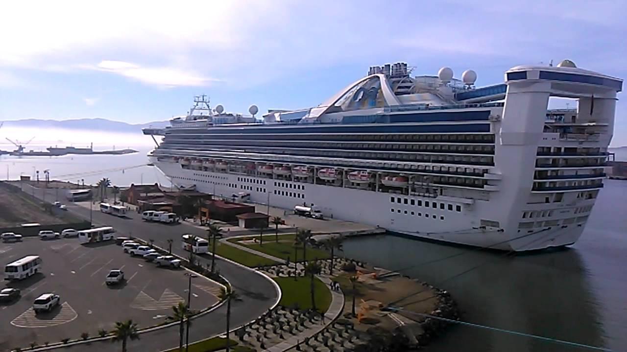 Carnival Imagination Cruise Ensenada Port YouTube - Cruise to ensenada