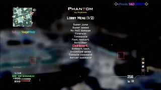 [MW3/1.24] Phantom Mod Menu by Enstone | Best MW3 Menu !