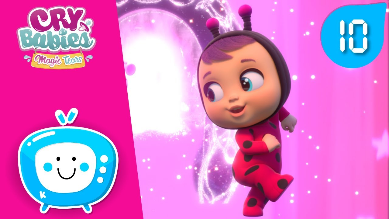 NEW FRIENDS 🌺 Full Episodes 🌈 CRY BABIES 💧 MAGIC TEARS 💕 Videos for CHILDREN