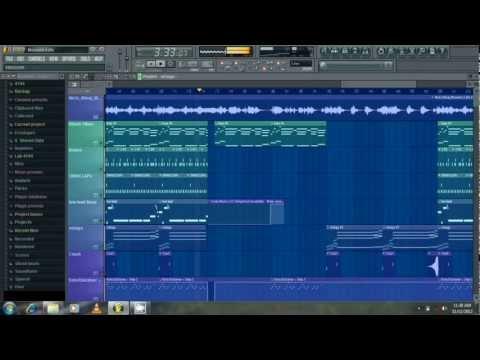Nicki Minaj ft  Drake  Moment for life Dida Steez Remake Tutorial + mp3 FL Studio 10
