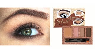 Eye Contouring: Benefit Big Beautiful Eyes Kit