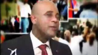 Michel Martelly wants to merge Haiti and Dominican Republic