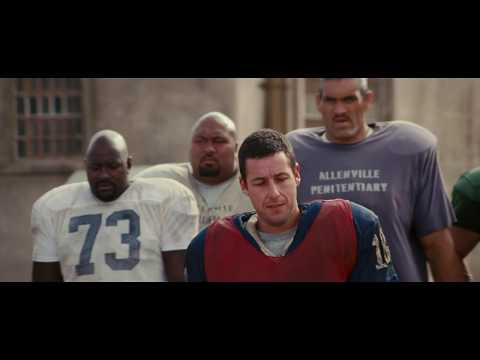 The Longest Yard- Scared