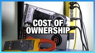 Vega 56 Electricity Cost of Ownership vs. GTX 1070