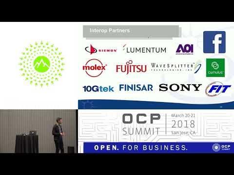 OCPUS18 –Interop Challenge Wedge100 vs the World
