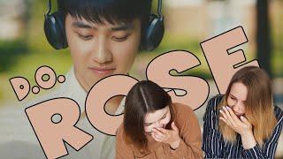 D.O. 디오 'Rose' MV REACTION