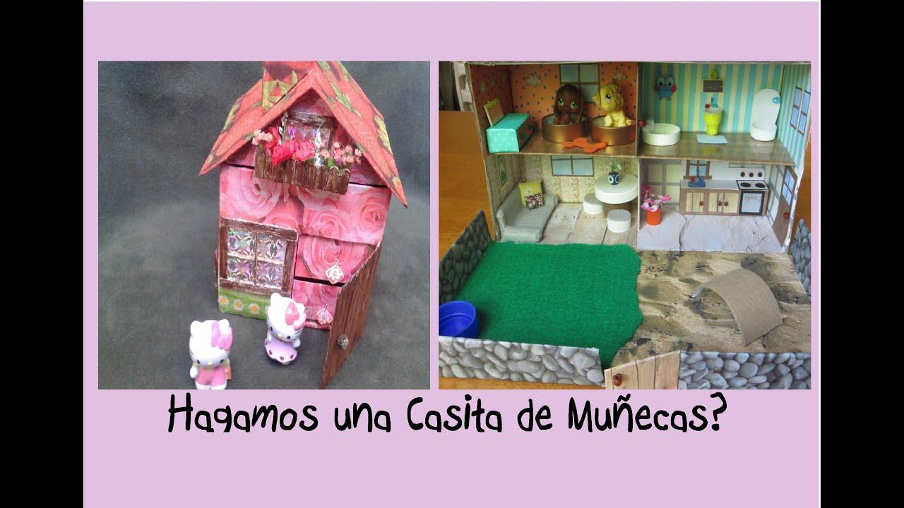 C mo hacer una casa de mu ecas con una caja de zapatos - Ofertas de trabajos manuales para hacer en casa ...