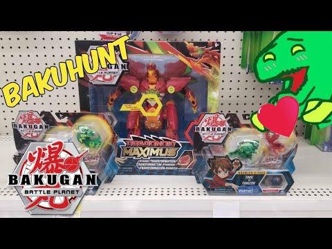 Bakugan 2-Packs!? BAKUHUNT! Bakugan Battle Planet Toy Hunting @Walmart Canada