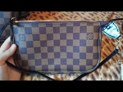 77c41f405e7a Louis Vuitton pochette accessories collection   replica   boujee on budget  review comparison part 2