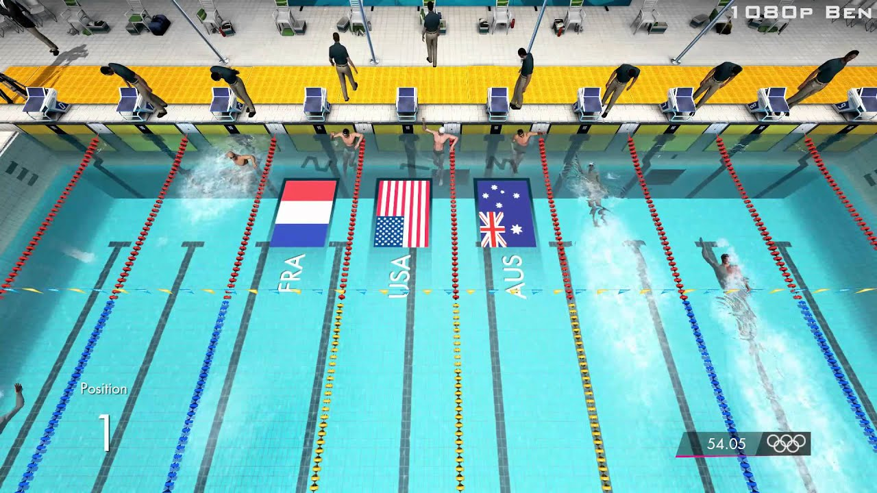Men 39 S 100m Backstroke Final Swimming London 2012 Youtube