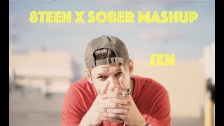 8TEEN x Sober by Khalid, Childish Gambino cover by JXN (Jacko brazier)