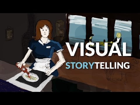 Visual Storytelling in Filmmaking