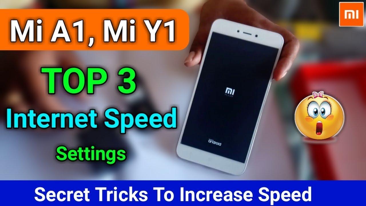 Mi A1, Mi Y1 Network Problem Top 3 Settings | Redmi Mi A1, Mi Y1 Network  Problem Fix