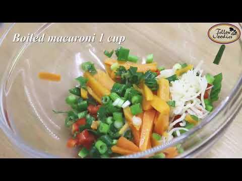 Food Fusion Food Fusion Recipes Chicken Tikka Recipe With Macroni